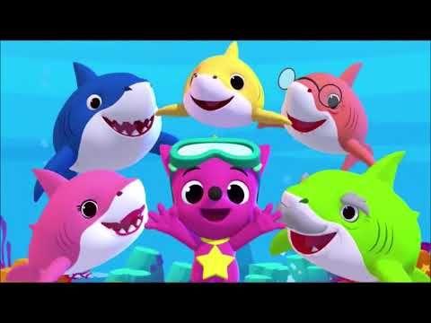 Baby Shark Dance  Pinkfong Sing & Dance   Animal Songs ...