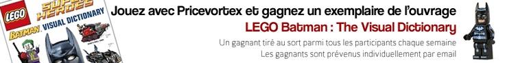PriceVortex Le seul comparateur de prix LEGO qui vous garantit une mise à jour automatique des prix toutes les 15 minutes...