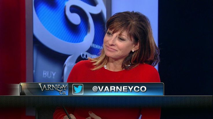 VIDEO: Maria Bartiromo's First Fox Business Network Appearance