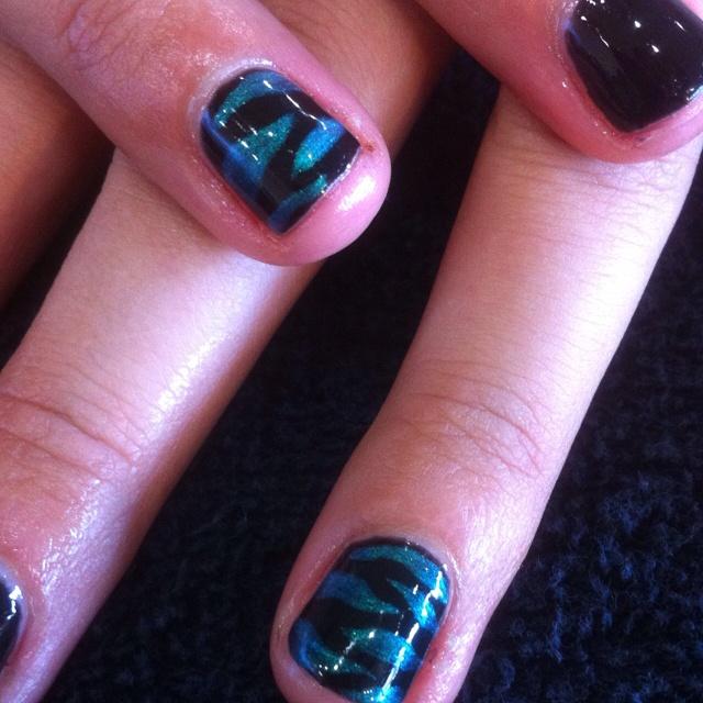 87 best nail art images on pinterest nail art style and bling shellac posare salon las vegas amanda lenher prinsesfo Images