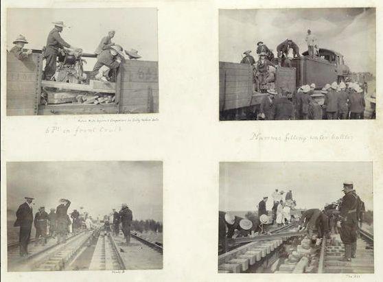 Boxer Rebellion 1900 Advance to Pekin.