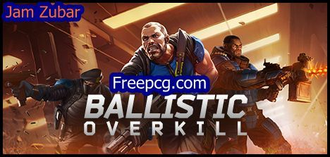 Ballistic Overkill Free Download PC Game