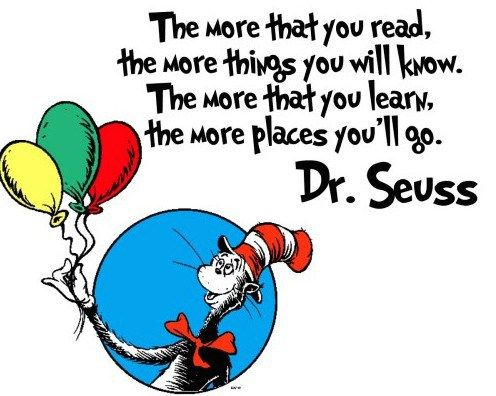 dr seuss sayings about reading - Find the perfect quote from our hand-picked collection of inspiring words and share the best motivational words collection. Positive thoughts, great advice and ideas. #quote #Life #inspiration #motivation