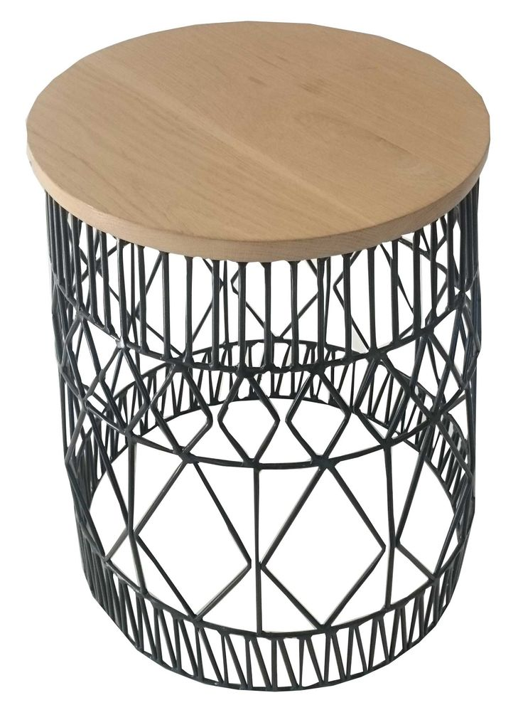 Afro Side Table