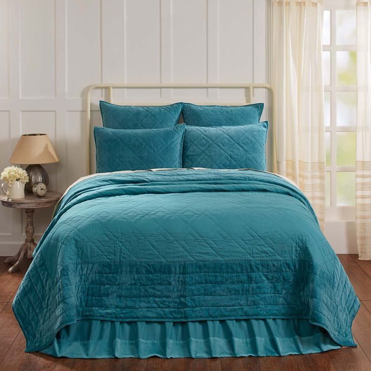 Best 25 Teal Bedding Ideas On Pinterest: 25+ Best Ideas About Teal Quilt On Pinterest