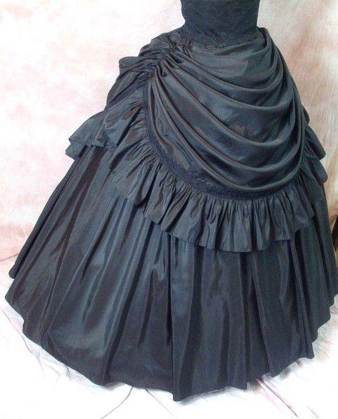 Rokoko Sissi  Gothic  Rock Wunschgröße von Historische Kostüme auf DaWanda.com