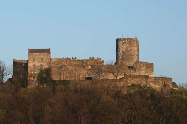 Castle - Zamek Bolków, Poland
