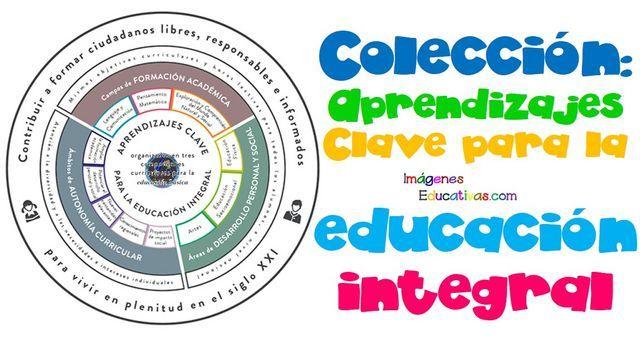Colección: Aprendizajes Clave para la educación integral