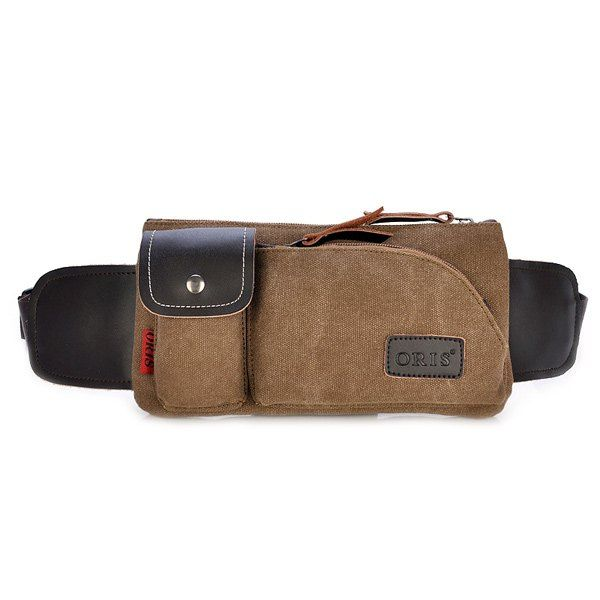 Simple Splicing and Magnetic Closure Design Men's Messenger Bag #>=#>=#>=#>=#> Click on the pin to check out discount price, color, size, shipping, etc. Save and like it!