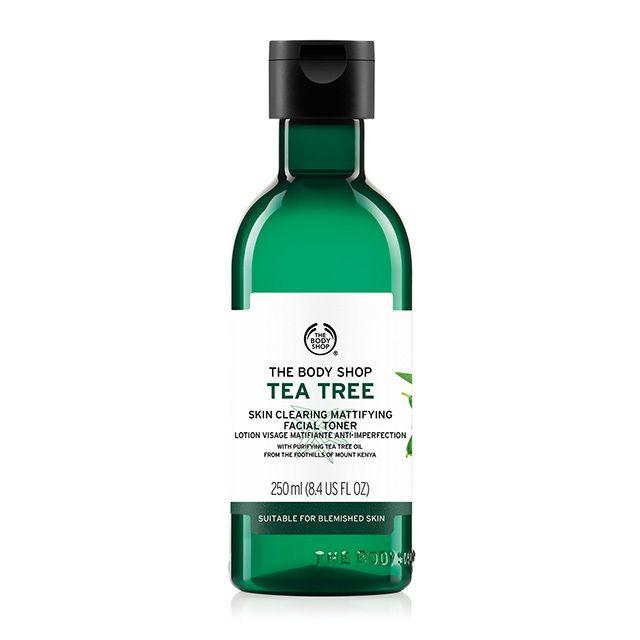 Tea tree facial toner