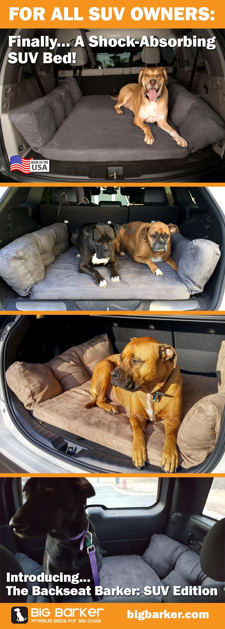 Nice! Available now from Big Barker: https://bigbarker.com/products/suv-bed