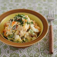 コツを押さえて、美味しいポテトサラダを食卓に。基本の作り方とプロのレシピ。