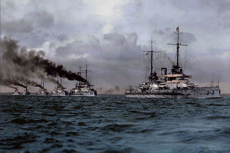 imperial german navy in world war i model photos