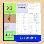 This is a Smart Notebook 11 file. There are 10 Interactive SMARTboard pages about Symmetry for gr. 3-4 students. Pg 1 Symmetry definition and examp...