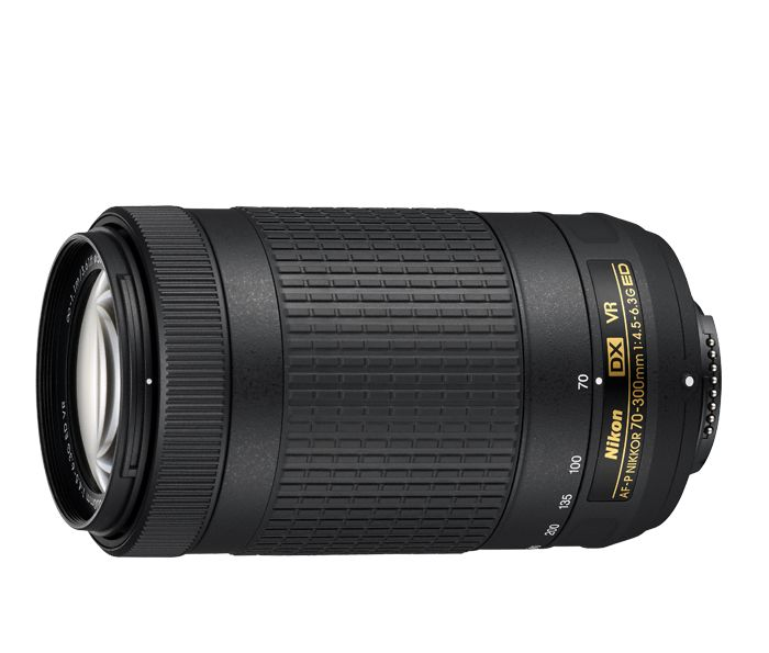 Photo of  AF-P DX NIKKOR<br/> 70-300mm f/4.5-6.3G ED VR