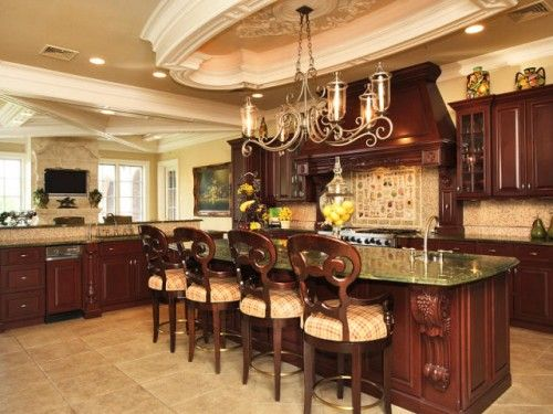 11 best Custom Kitchens images on Pinterest | Dream kitchens ...
