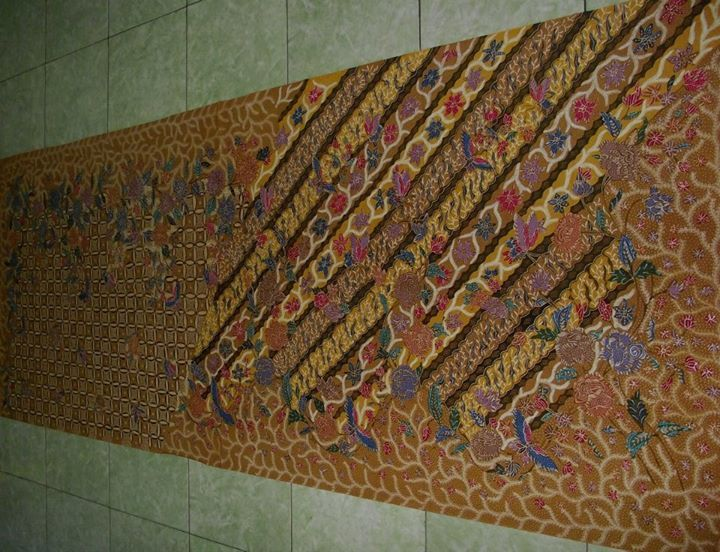 Djawa Baroe Cantik-Primis Tari Kupu,  from Batik Shuniyya