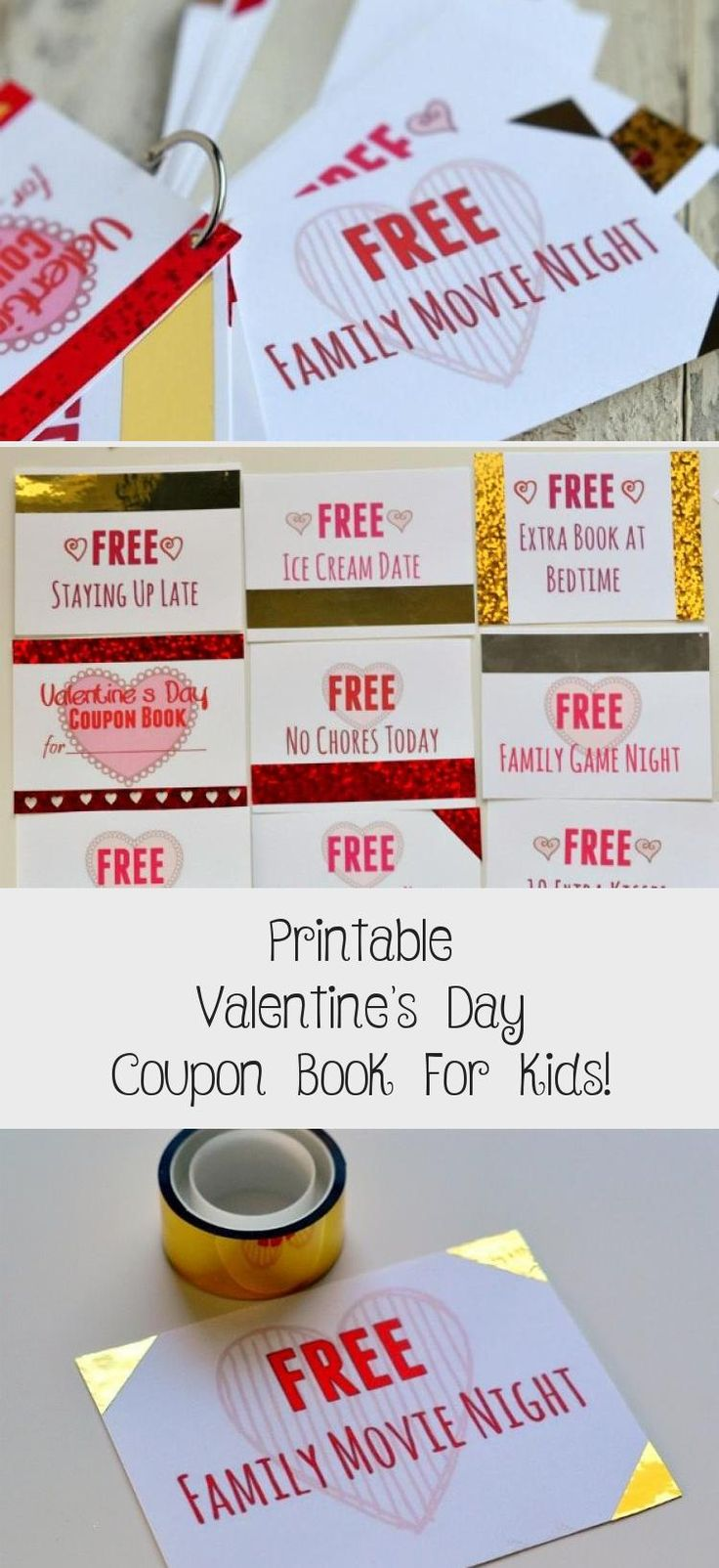 Treat your little sweetheart to a Printable Valentine's