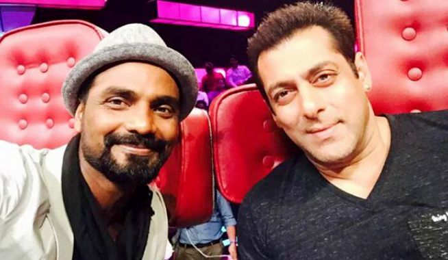 Salman Khan To Make A Dance based Film With Remo D'souza