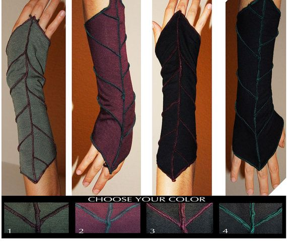 Leaf Gloves    PLEASE NOTE!!!      ONLY Color 04 is available and is the last one!      SHIPPING COST PLEASE READ CAREFULLY    Our shipping prices