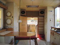GMC Vandura Cube Van Converted To A Camper With Spacious Feel You Can Stand Up In The And Walk Around Replaced Engine 4