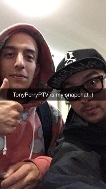 Tony Perry 2013 Ears