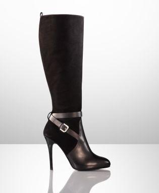 Resultado de imagen para botas de caña alta para mujer