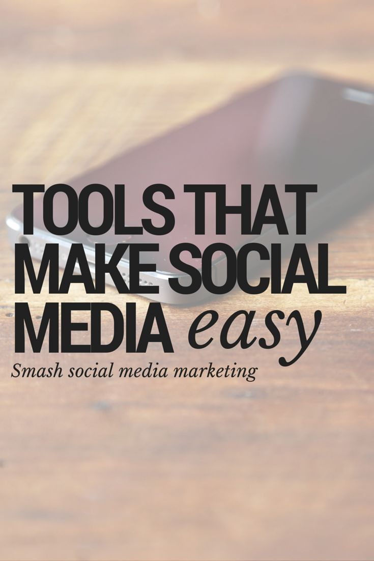 Top Tools for Social Media Content Marketing