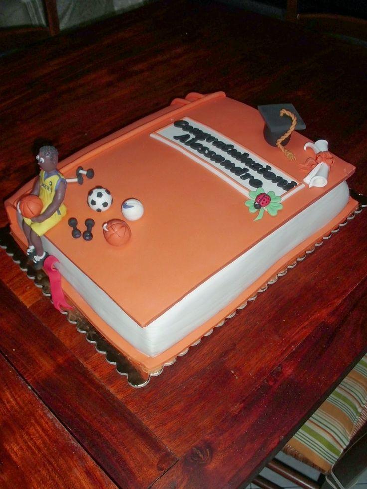 Magasin Cake Design Luxembourg : La Boutique Della Torta: Laurea in Scienze Motorie - Cake ...