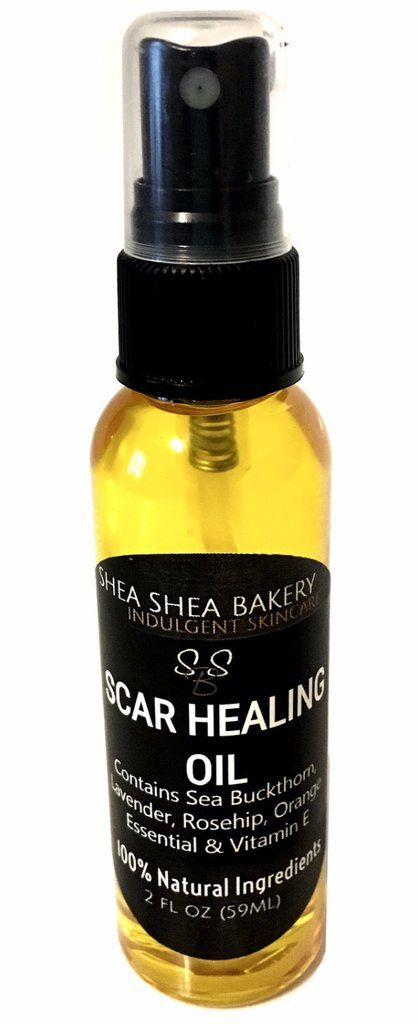 Healing Scar Oil