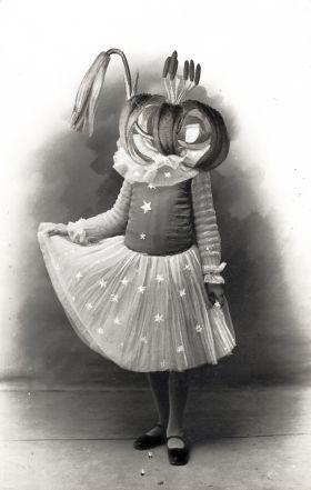 Jeune fille en fleur