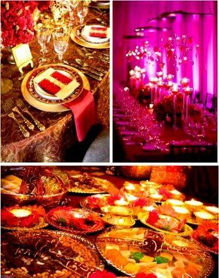 An Indian Summer: India Inspired Wedding, beautiful ideas for an indian wedding outdoors