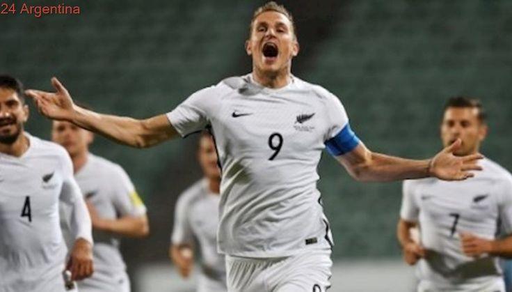 Nueva Zelanda asoma como el rival de Argentina en un posible repechaje