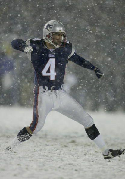 Adam Vinatieri, New England Patriots