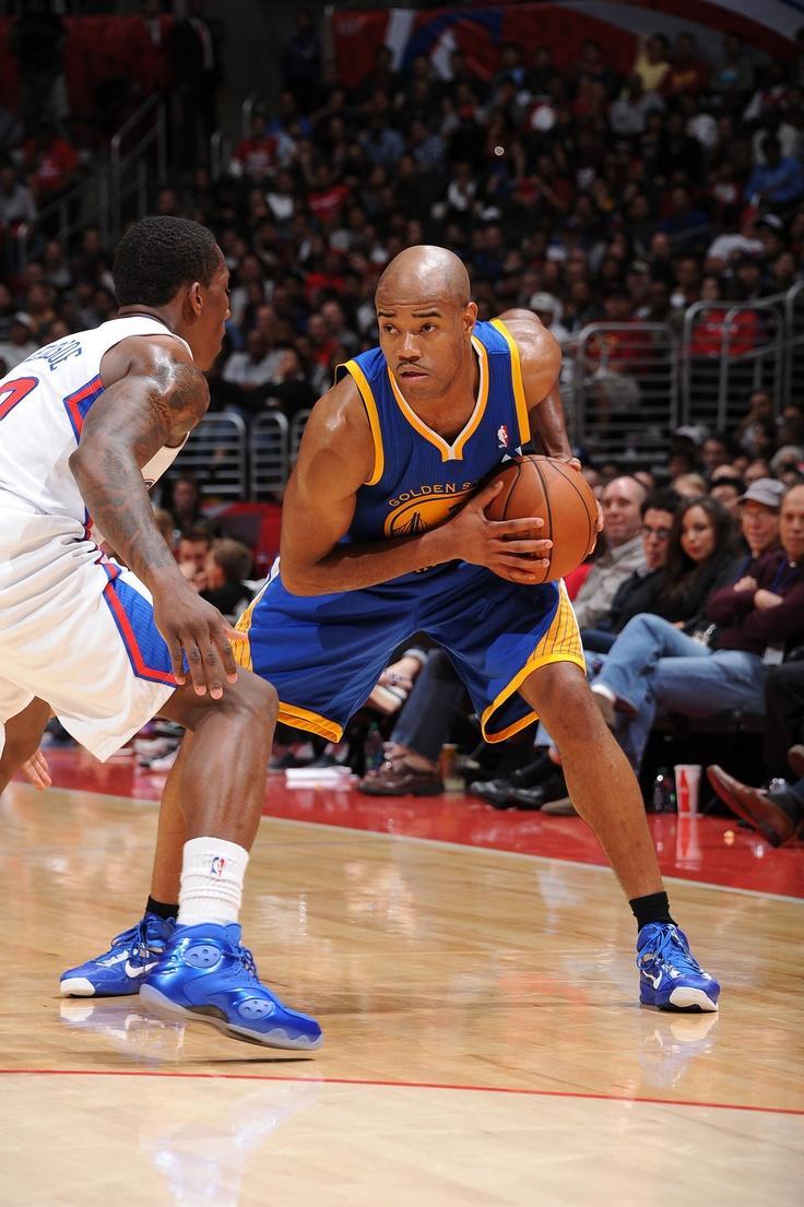 Golden State Warriors 114 - Los Angeles Clippers 110 (11.3.12) | Jarrett Jack #2