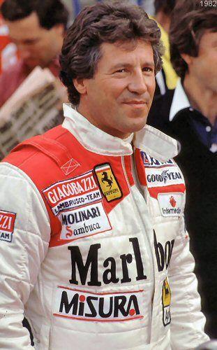 Mario Andretti 1981