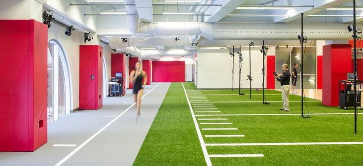 Nebraska Athletic Performance Lab | DLR Group
