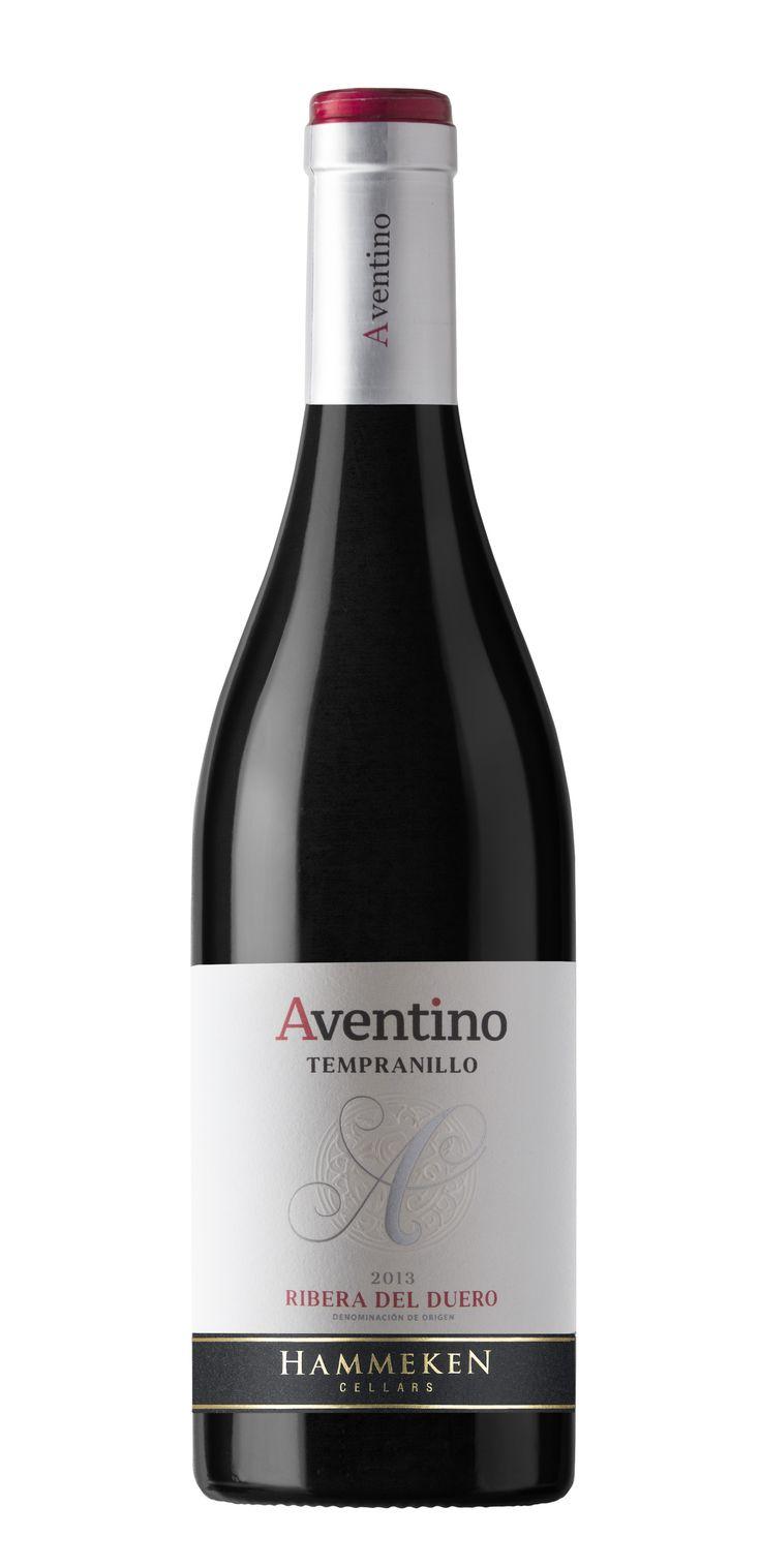 Aventino Tempranillo Ribera del Duero #HammekenCellars #wines