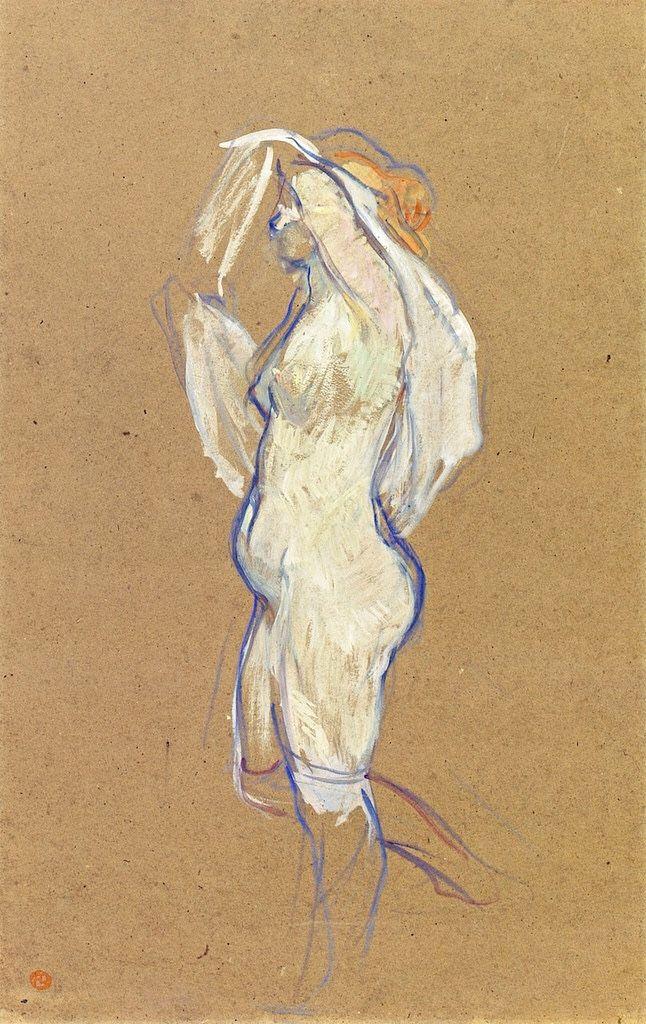 Seeker of Truth, Beauty and Wisdom | dionyssos: Henri de Toulouse-Lautrec