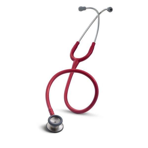 3M™ Littmann® Classic II Pediatric Stethoscope, Red Tube, 28 inch, 2113R.  - Stainless Steel - Made In US - Tahan lama, - Merespon diafragma merdu, menangkap frekuensi suara rendah dan tinggi - Bahan Lateks - Warna Red Tube.  http://tigaem.com/littmann-mechanical-stethoscopes/1339-3m-littmann-classic-ii-pediatric-stethoscope-red-tube-28-inch-2113r.html  #littmann #stethoscope #3M