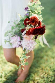 Beach Engagement Session - Destiny Dawn Photography, Begonia Moon Floral Design - Toronto Wedding Photographer
