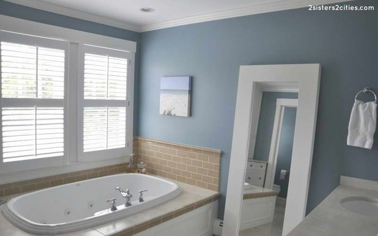 Blue Benjamin Moore Paint Colors With Bath