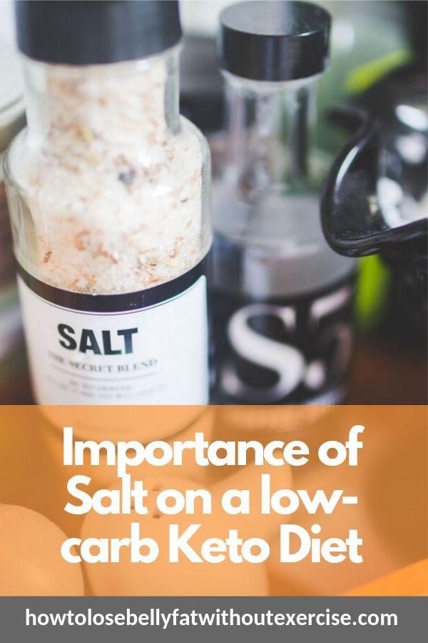 eat more salt on the ketogenic diet