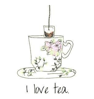 "Something my great grandmother use say ""I love coffee. I love tea. I love honey and my honey loves me."" :-)"