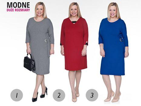 Widzieliście nowe sukienki? :D W której się najbardziej widzicie? Wpisujcie cyfrę 1 (szara sukienka z wiązaniem), 2 (czerwona sukienka ozdobne wstawki) lub 3 (kobaltowa sukienka z wiązaniem) 👌  Model 1 i 2 posiada ozdobne wiązanie z metalowym kółkiem, które dodaje uroku, zaś czerwony model ma dekolt i rękawy ozdobione wstawkami z czarnej gumy ^_^ 1 ▶️ http://bit.ly/2hvV04y 2 ▶️ http://bit.ly/2gigPT2 3 ▶️ http://bit.ly/2h52gWY Wszystkie sukienki ▶️ http://bit.ly/1Nwfzru