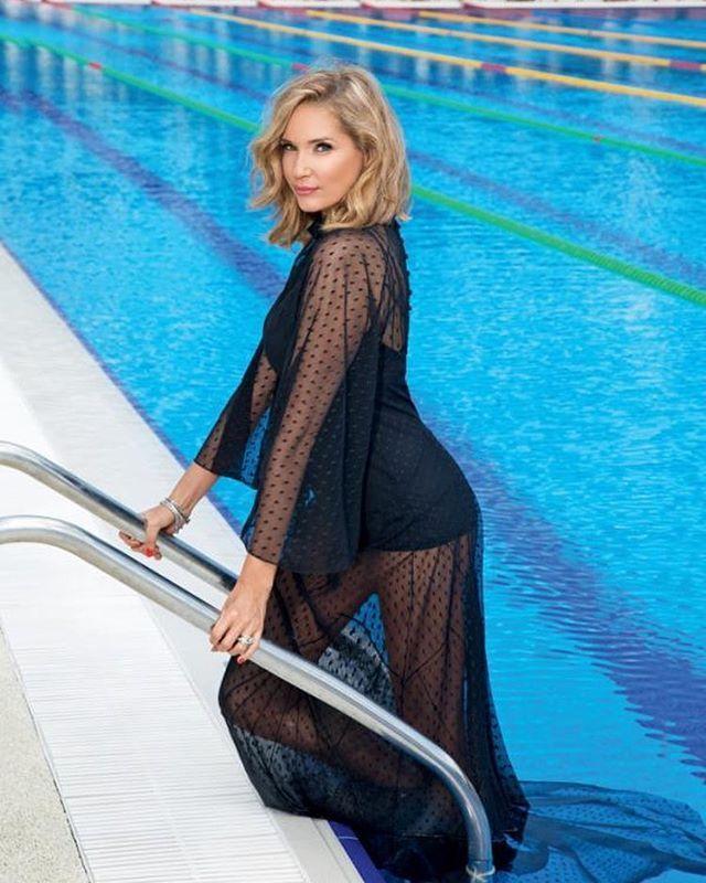 #Super40 #IleanaBadiu #Fashion #Pool #PhotoShoot