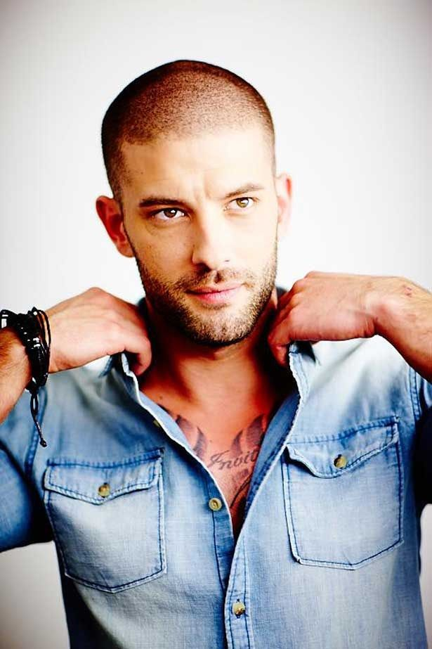 EXCLUSIVE! Britain's Got Talent's hot magician Darcy Oake finally gets his torso out in his sexiest shoot EVER!