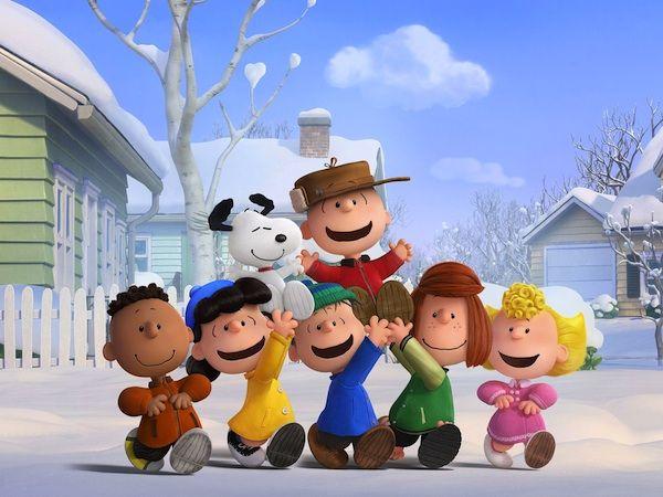 Peanuts Charlie Brown cast