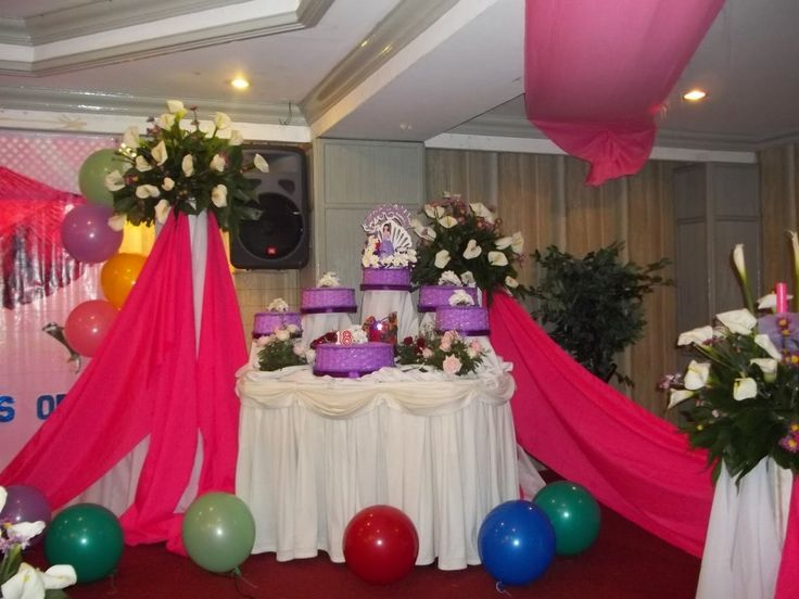 57 best images about happy birthday on pinterest for 18th birthday decoration ideas for girls