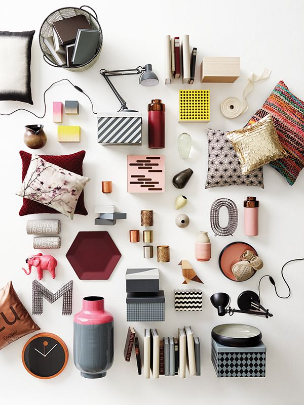 BoConcept Accessories Catalogue 2015